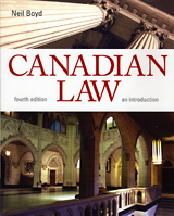 cover, Canadian Law: stone arches in a old building